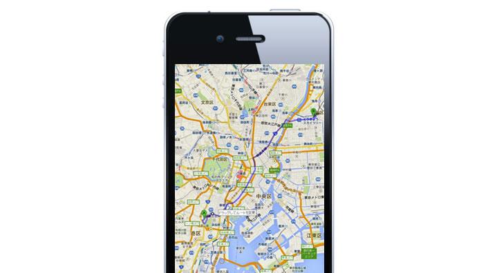 GPS追跡機レンタル商品のオプション