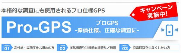 イチロクのpro-gps